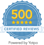 Badge-500 Reviews