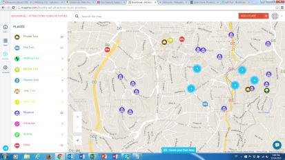 IbookIsrael MapMe